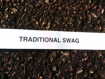 Παραδοσιακό Swag Στοκ Εικόνες