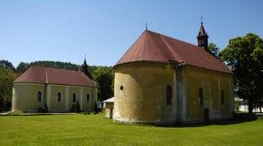 παρεκκλησια Στοκ φωτογραφία με δικαίωμα ελεύθερης χρήσης