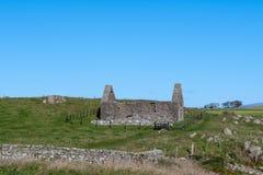 Παρεκκλησι Αγίου Ninian, Withorn, Dumfries και Galloway, Σκωτία στοκ φωτογραφία