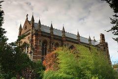 παρεκκλησι Αγγλία keble Οξφόρδη Στοκ φωτογραφία με δικαίωμα ελεύθερης χρήσης