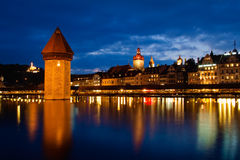 παρεκκλησι γεφυρών Στοκ Εικόνες