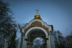 Παρεκκλησι Κίεβο, Ουκρανία μοναστηριών του ST Michael Στοκ εικόνες με δικαίωμα ελεύθερης χρήσης