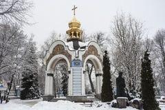 Παρεκκλησι Κίεβο, Ουκρανία μοναστηριών του ST Michael Στοκ Εικόνες