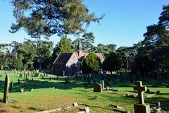 Παρεκκλησι στο νεκροταφείο Wymondham, Norfolk, Αγγλία στοκ εικόνες