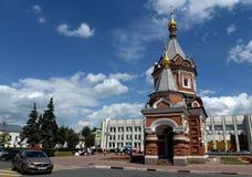 Παρεκκλησι του Αλεξάνδρου Nevsky σε Yaroslavl στοκ φωτογραφίες με δικαίωμα ελεύθερης χρήσης