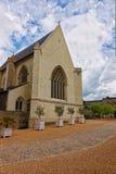Παρεκκλησι του πύργου Angers της κοιλάδας της Loire στη Γαλλία Στοκ εικόνες με δικαίωμα ελεύθερης χρήσης