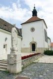 Παρεκκλησι του ST Anna σε Székesfehérvà ¡ ρ στοκ φωτογραφίες