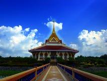 Παρεκκλησι Βούδας υπαίθριος στοκ φωτογραφία με δικαίωμα ελεύθερης χρήσης