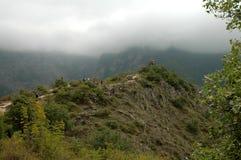 Παρεκκλησι κουδουνιών κοντά σε Halidzor, Αρμενία Στοκ φωτογραφία με δικαίωμα ελεύθερης χρήσης