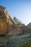 Παρεκκλησι στο βράχο Dabo Στοκ φωτογραφία με δικαίωμα ελεύθερης χρήσης