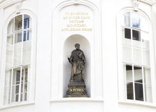 Παρεκκλησι του σταυρού του ST Στοκ εικόνα με δικαίωμα ελεύθερης χρήσης