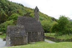 Παρεκκλησι του ST Kevin σε Glendalough Στοκ Εικόνες