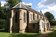 Παρεκκλησι του ST Margaret και της κυρίας μας σε Oxborough, Αγγλία Στοκ Εικόνες