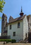 Παρεκκλησι του ST Mary, Rapperswil Στοκ Φωτογραφίες