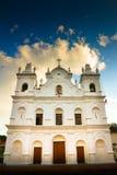 Παρεκκλησι του ST Micheal Anjuna, Goa, Ινδία Στοκ φωτογραφία με δικαίωμα ελεύθερης χρήσης