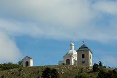 Παρεκκλησι του ST Sebastiano, Mikulov, Τσεχία Στοκ Εικόνα