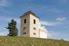 Παρεκκλησι του ST Sebastiano, Mikulov, Τσεχία Στοκ Εικόνες