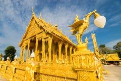 παρεκκλησι χρυσό Στοκ εικόνες με δικαίωμα ελεύθερης χρήσης