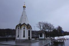 παρεκκλησι Στοκ φωτογραφία με δικαίωμα ελεύθερης χρήσης