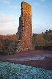 Παρεκκλησι Glen Castle του Ρόσλυν Στοκ Εικόνα