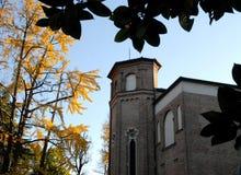 Παρεκκλησι Scrovegnia Πάδοβα στο Βένετο (Ιταλία) στοκ εικόνα με δικαίωμα ελεύθερης χρήσης