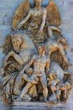 ΠΑΡΙΣΙ, ΓΑΛΛΙΑ - 10 ΣΕΠΤΕΜΒΡΊΟΥ 2015: Άγαλμα Στοκ φωτογραφία με δικαίωμα ελεύθερης χρήσης