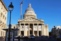 ΠΑΡΙΣΙ, ΓΑΛΛΙΑ - 10 ΣΕΠΤΕΜΒΡΊΟΥ 2015: Εθνικό pantheon Στοκ εικόνα με δικαίωμα ελεύθερης χρήσης