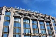 ΠΑΡΙΣΙ, ΓΑΛΛΙΑ - 10 ΣΕΠΤΕΜΒΡΊΟΥ 2015: Ξενοδοχείο Samaritaine Στοκ φωτογραφία με δικαίωμα ελεύθερης χρήσης