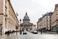 Άποψη Pantheon, Παρίσι Στοκ εικόνες με δικαίωμα ελεύθερης χρήσης