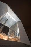 ΠΑΡΙΣΙ - 1 ΔΕΚΕΜΒΡΊΟΥ: Μεγάλη αψίδα Στοκ φωτογραφίες με δικαίωμα ελεύθερης χρήσης