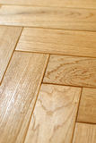 παρκέ πατωμάτων ξύλινο Στοκ Εικόνες