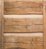 Παρμένος ξύλινος τοίχος Στοκ φωτογραφία με δικαίωμα ελεύθερης χρήσης
