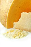 παρμεζάνα τυριών στοκ εικόνα με δικαίωμα ελεύθερης χρήσης