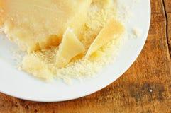 παρμεζάνα τυριών στοκ εικόνες με δικαίωμα ελεύθερης χρήσης