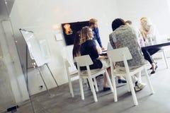 Παρουσίαση γραφείων Στοκ φωτογραφίες με δικαίωμα ελεύθερης χρήσης