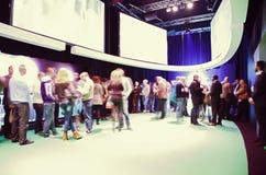 Παρουσίαση ομάδας Στοκ φωτογραφίες με δικαίωμα ελεύθερης χρήσης