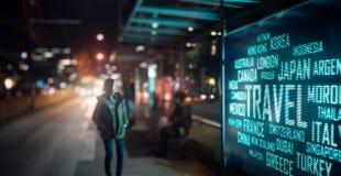 παρουσίαση που οδηγείται Στοκ εικόνα με δικαίωμα ελεύθερης χρήσης
