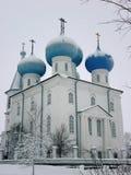 παρουσίαση Ρωσία Rybinsk Λόρδου εκκλησιών Στοκ εικόνες με δικαίωμα ελεύθερης χρήσης