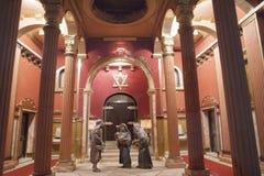 Παρουσίαση του Ιησού στο ναό Στοκ Εικόνα
