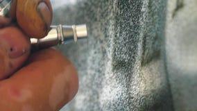 Παρουσίαση των εργασιών airbrush φιλμ μικρού μήκους