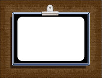 παρουσίαση χαρτονιών στοκ φωτογραφία με δικαίωμα ελεύθερης χρήσης