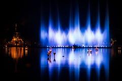 Παρουσιάστε νερό κουρτινών Στοκ φωτογραφία με δικαίωμα ελεύθερης χρήσης