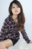 Ασιατικές γυναίκες Στοκ εικόνα με δικαίωμα ελεύθερης χρήσης