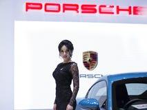 Παρουσιαστής Porsche 911 Στοκ φωτογραφία με δικαίωμα ελεύθερης χρήσης