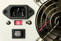 παροχή ηλεκτρικού ρεύματος Στοκ εικόνες με δικαίωμα ελεύθερης χρήσης