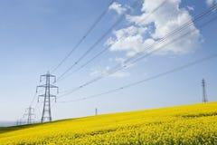 Παροχή ηλεκτρικού ρεύματος Στοκ Εικόνες