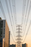 Παροχή ηλεκτρισμού Στοκ Εικόνες
