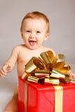 παρόντα Χριστούγεννα Στοκ Εικόνα