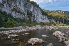 παρών γρήγορος ποταμός στοκ εικόνα με δικαίωμα ελεύθερης χρήσης