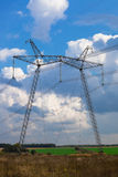 παρών ηλεκτρικός στοκ εικόνες με δικαίωμα ελεύθερης χρήσης